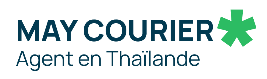 may courier Logo